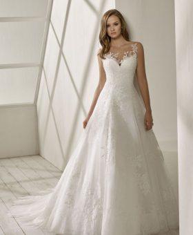 4-robes de mariée romantiques