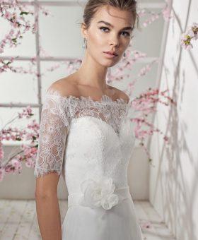 5- robes de mariée à prix doux