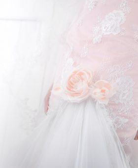 robe de mariée rose collection 2018 - COMPLICITE