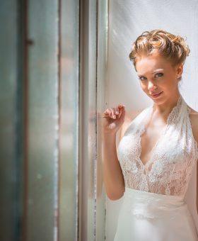 2-robes de mariée bohème et dentelle