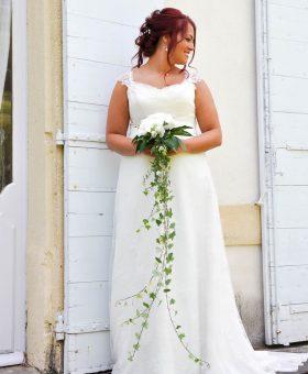 6- robes pour mariées rondes