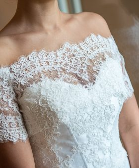 Top Lune de miel à ajouter sur la robe de mariée MARGOT