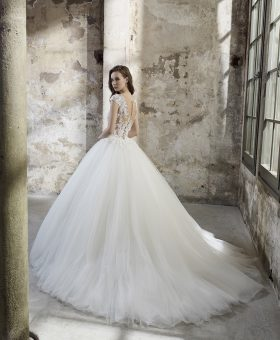 CASSANDRE  robe de mariée princesse