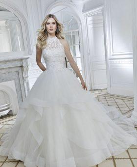 2-robes de mariée romantiques