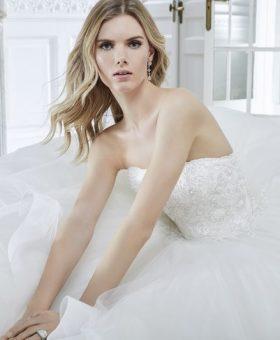 robe de mariée romantique CHANEL