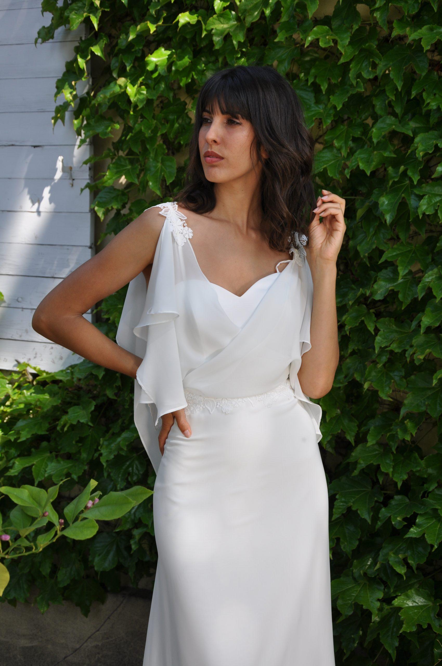 Idées de robe de mariée simple