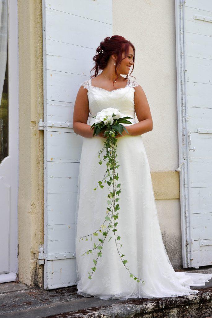 Robe de mariee grande taille boheme
