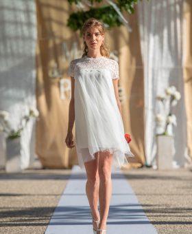 7-robes de mariée courtes