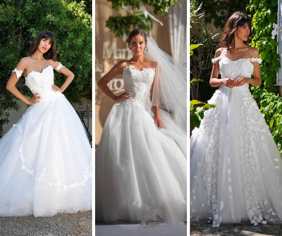 Robes de Mariée Princesses