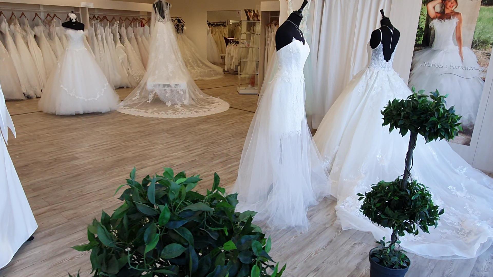 Réouverture de votre boutique Un jour, une mariée…